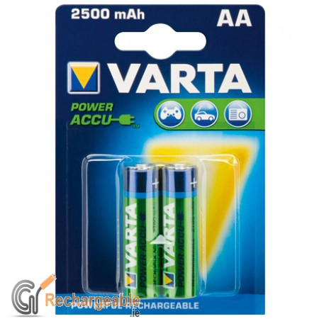 Varta READY2USE - 2 x AA 2500 mAh