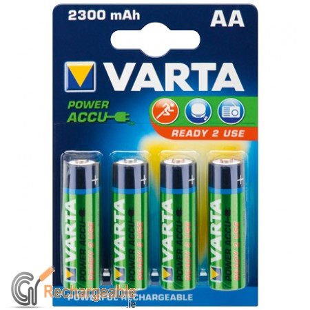 Varta READY2USE - 4 x AA 2300 mAh