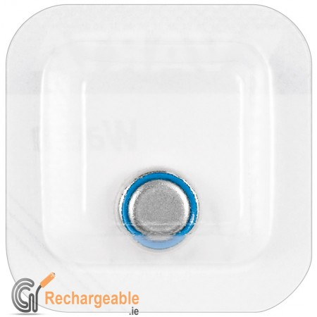 Varta Watch Silver Oxide-Zinc Button Cell - SR66 (V377)