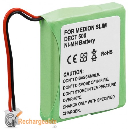 Replacement Battery for Siemens Sinus A201