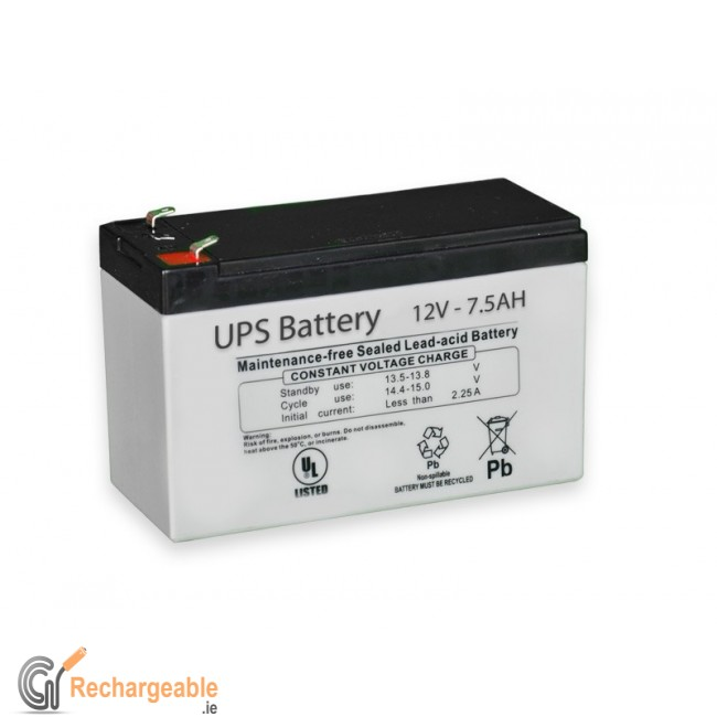 Buy online UPS Batteries in Ireland
