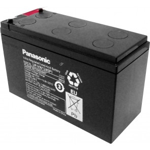 Panasonic Lead Acid Battery 12 V/45W (UP-VW1245P1) Faston 250