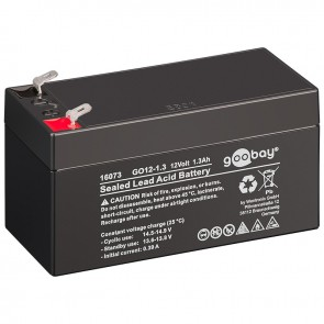 Sealed Lead Acid Battery 12V 1.3Ah