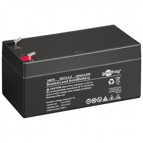 Sealed Lead Acid Battery 12V 3.2Ah