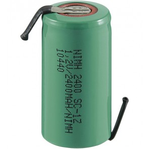 SUB-C Ni-MH Battery 1.2V/2400mA
