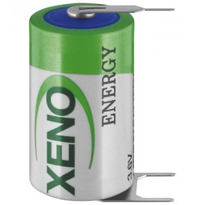 Xeno Lithium Thionyl Chloride Battery Xeno XL-050PT3