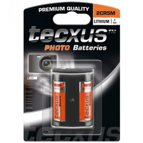 tecxus Lithium 2 CR 5 M Photo Battery