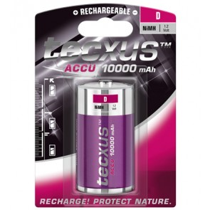tecxus Baby (D) Rechargeable Battery - 10000 mAh