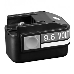 Power tool battery for AEGB9.6 / BXS9.6 / MX9.6 / 49323536