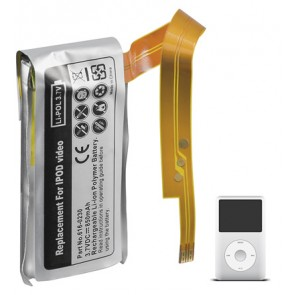 Apple iPod (Video) 5th Generation Battery
