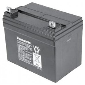 Panasonic Lead Acid Battery 12 V/33 Ah (LC-V1233P) M6 Thread