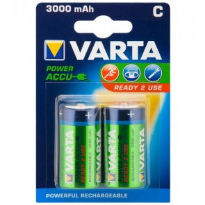 Varta POWER ACCU - 2 x Baby C