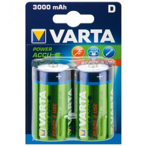 Varta POWER ACCU - 2 x Baby D