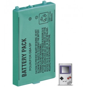 Battery for Nintendo Gameboy (GBA SP)