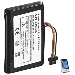 PDA battery for Acer n35