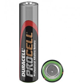 Duracell Procell Alkaline AAA Battery (100 Pack)