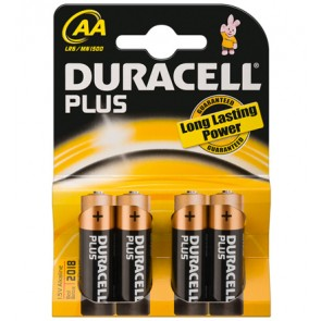 Duracell - Plus (AA) Battery - Alkaline