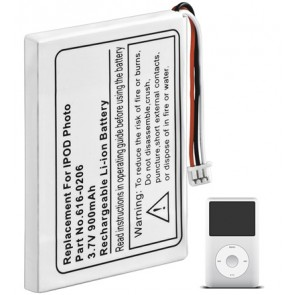 Apple iPod Photo Battery