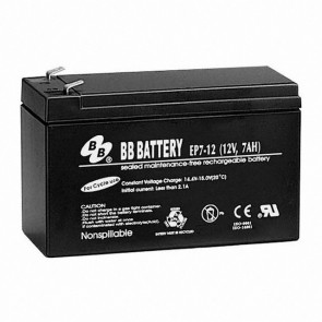 Sealed Lead Acid Battery 12V 7Ah (EP)