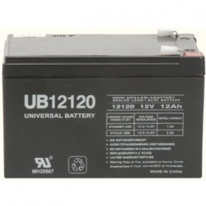 Battery kit for APC Smart UPS SC 620 and APC Back UPS - Replaces RBC4